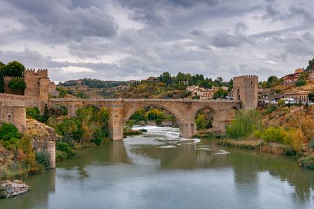 Toledo. Alcantara Bridge.
