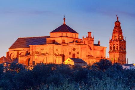 Cordoba. Cathedral. Mesquita. Imagens - 102690519