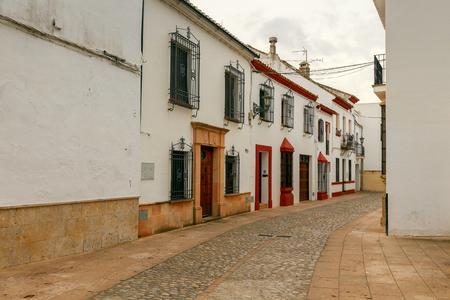 Ronda. City street.
