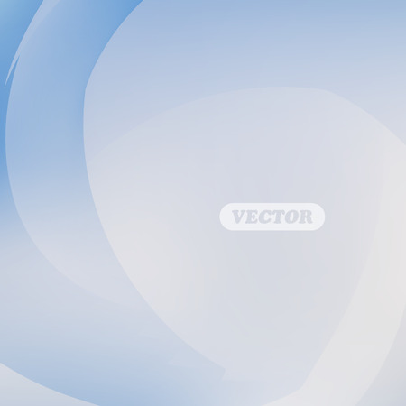 blue swirl: Abstract blue swirl background - Vector background