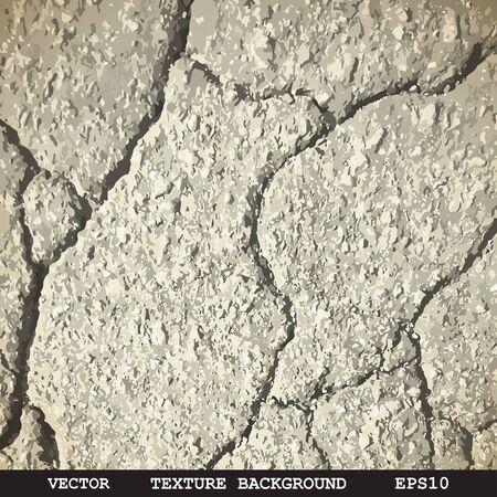 asphalt texture: Designed grunge asphalt texture - Vector background Illustration