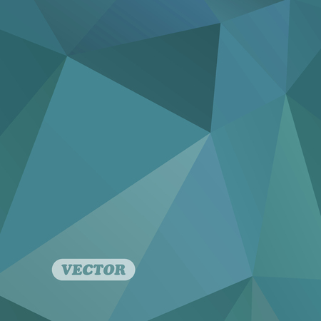 adamant: Abstract colorful triangles - Vector background