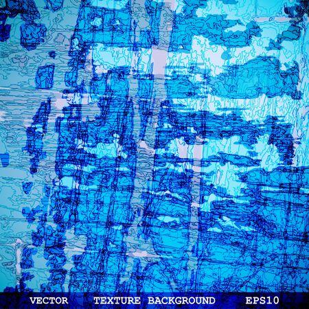 spot clean: Designed grunge paper texture - Vector background Illustration