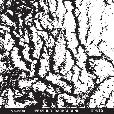 waterless: Designed grunge paper texture - Vector background Illustration