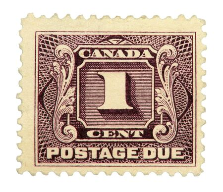 Canadian Postage Due stamp of 1930.