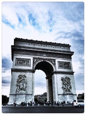 triomphe: Arc de Triomphe