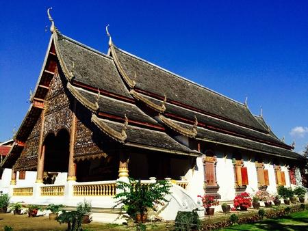 budda: Chiang Man Temple