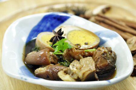 stewed: stewed pork