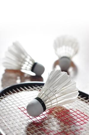 badminton racket: Badminton Kit