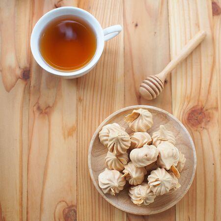 meringue: Meringue cookies
