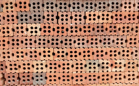redbrick: red brick Stock Photo