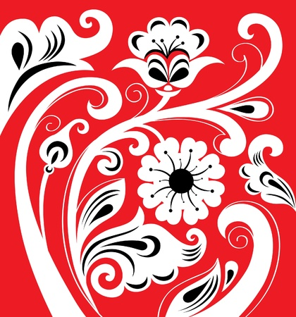 Russian ornament Stock Vector - 15821191