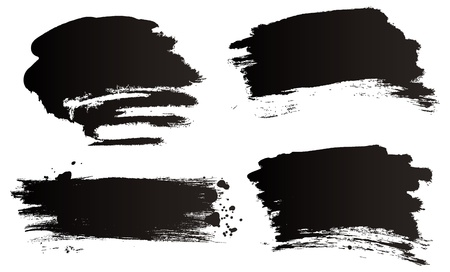 smear: Vector grunge brushes