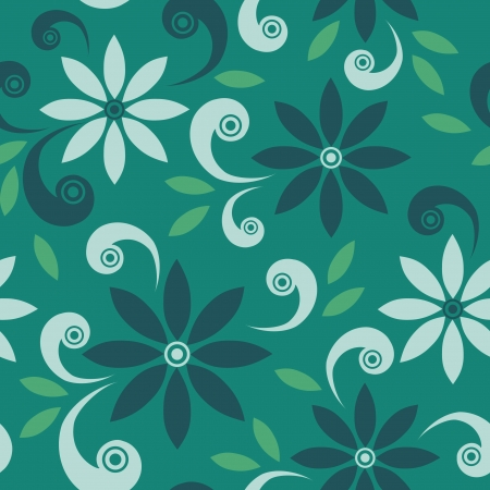 craft ornament: Floral pattern