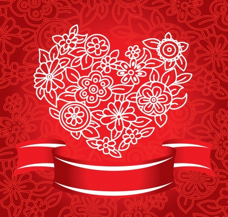 Valentine Stock Vector - 15858525