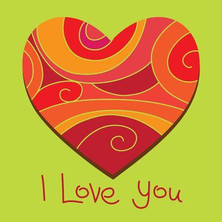 Valentine s heart Stock Vector - 15858223
