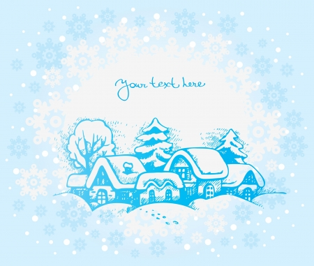 Christmas background Stock Vector - 15904744