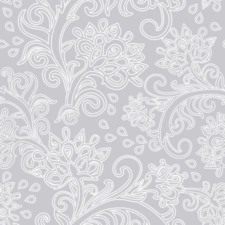 Floral seamless pattern Stock Vector - 15907305