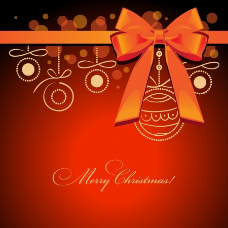 Christmas background Stock Vector - 16200741