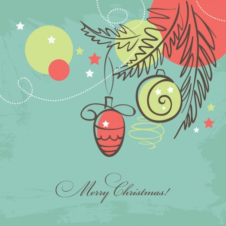 Christmas background Stock Vector - 16200750