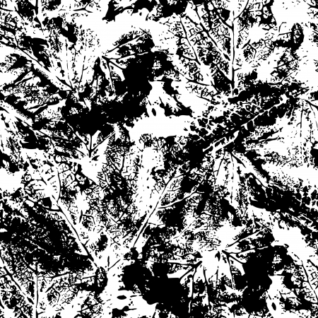 fallow: Abstract seamless pattern in black and white