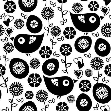 Easter seamless pattern  Stock Vector - 16200954