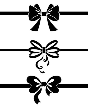 Ribbon set Stock Vector - 16200807