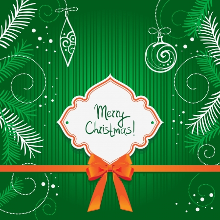 Christmas background Stock Vector - 16759824
