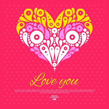 Valentine Stock Vector - 25209214