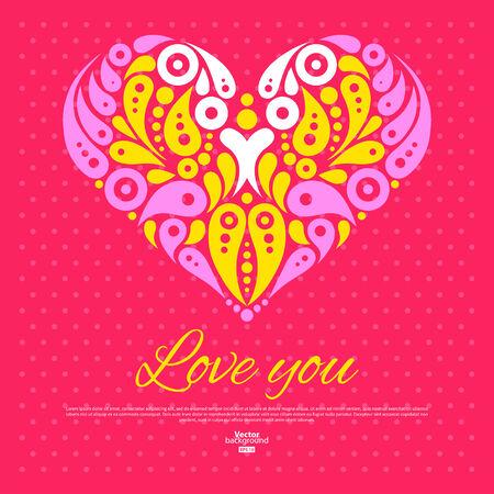 Valentine Stock Vector - 25209215