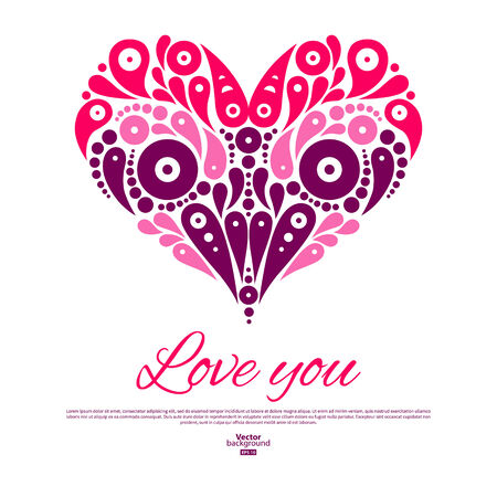 Valentine Stock Vector - 25209216