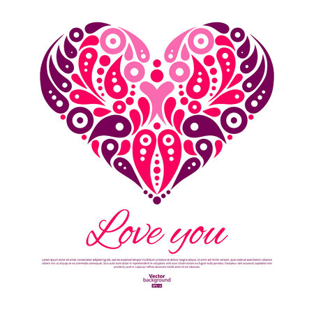 Valentine Stock Vector - 25209217
