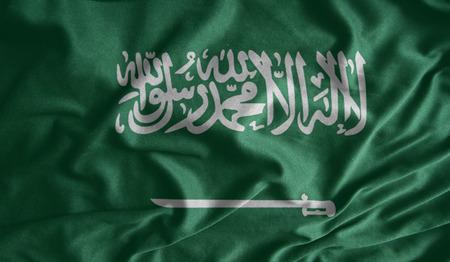 arabia: Saudi Arabia flag fabrics