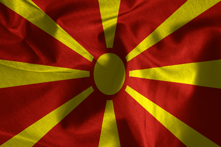 macedonia: flag of Macedonia