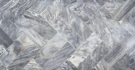 piso piedra: azulejos decoración de mármol gris Foto de archivo