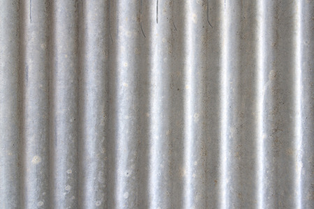 foundry: Old galvanized iron plate texture background Stock Photo