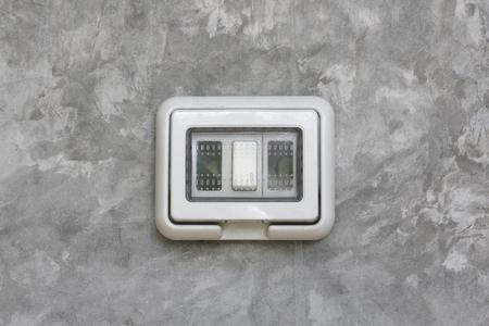 dimmer: White light switch