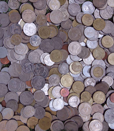 obsolete: Money Coins Money coins of past currencies obsolete vintage