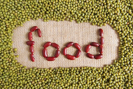 protein source: food text made by group of beans and lentils