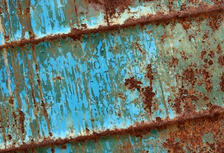rust on metal Standard-Bild