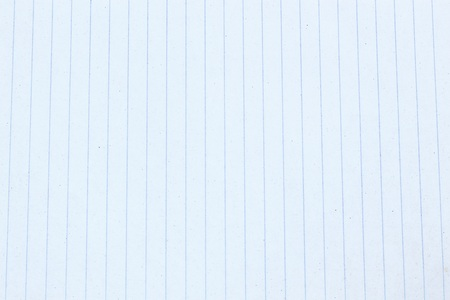 squared: White squared notebook paper