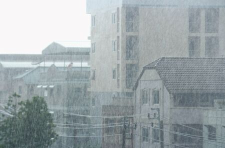 heavy rain: heavy rain