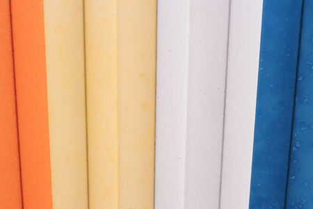 awnings: colorful awnings texture
