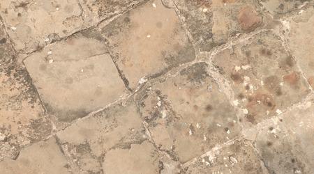 concrete block: dirty concrete block floor