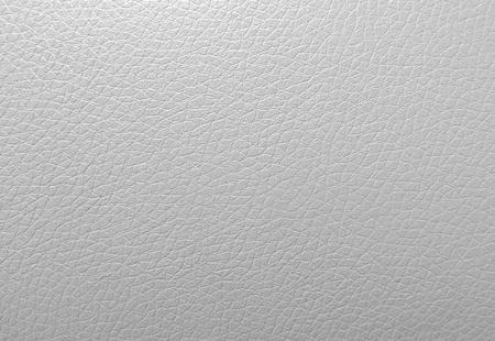 blanc texture cuir artificiel comme fond