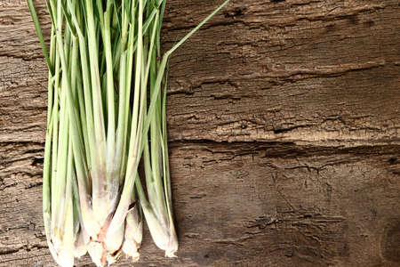 Thai herbs or lemongrass