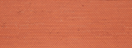 red roof tile texture