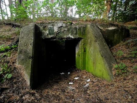 bunker: BUNKER Stock Photo