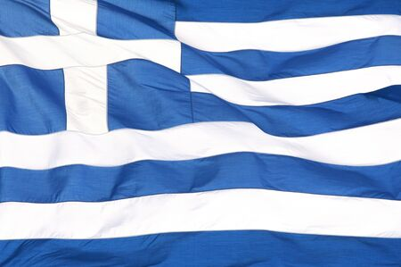 greece flag: Flag of Greece. Greek symbol of this European country.