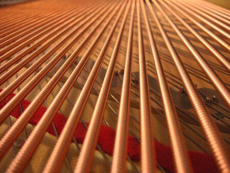 Piano Bass Strings